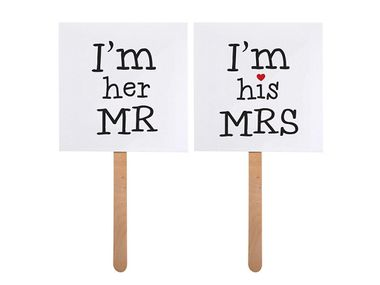 I'm his Mrs & I'm her Mr kyltit