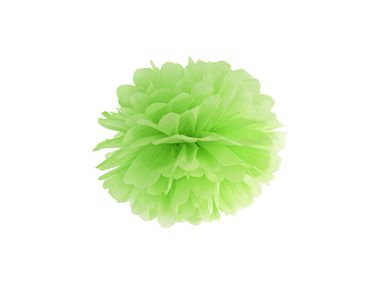 Pom Pom paperipallo 25cm apple green 1kpl