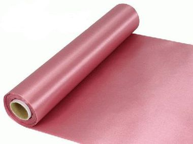 Satiinikangas 29cm x 20m Dusty Pink