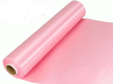 Satiinikangas 29cm x 20m Light Pink